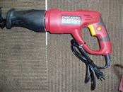CHICAGO ELECTRIC 6 AMP HEAVY DUTY VARIABLE SPEED RECIPROCATING SAW #62370
